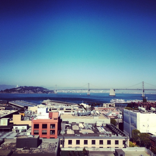 A quick trip to San Francisco