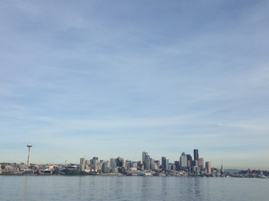 Seattle-town