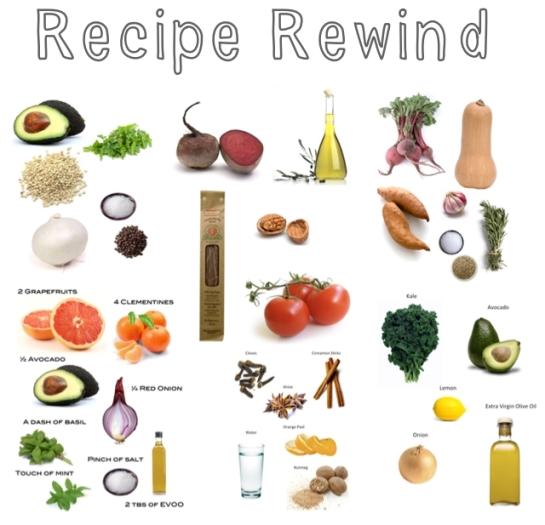 recipe rewind