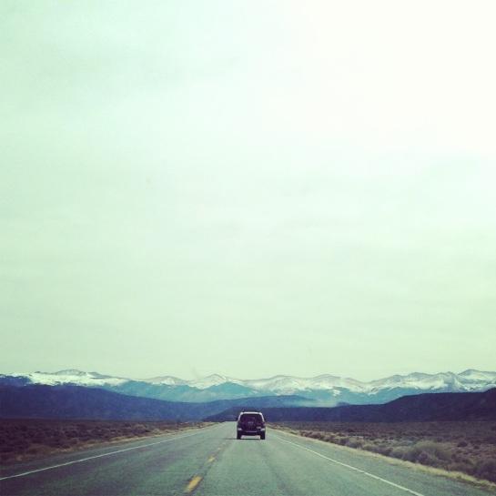 Roadtrip from Denver to Taos
