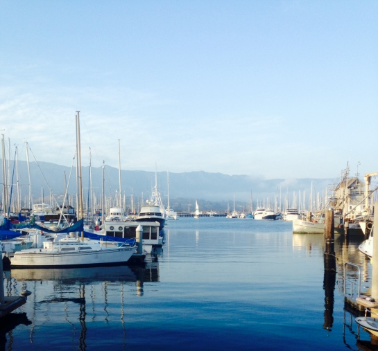 Marina in Santa Barbara