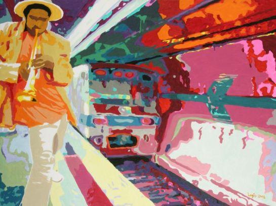 jazz train soul