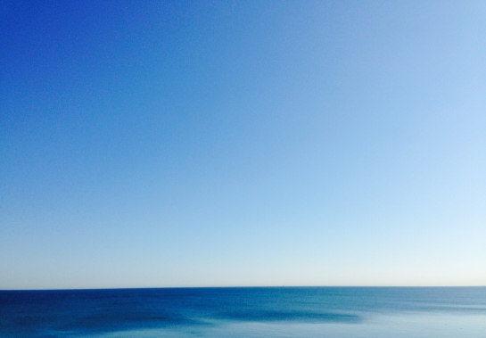 Lake Erie August 31, 2014